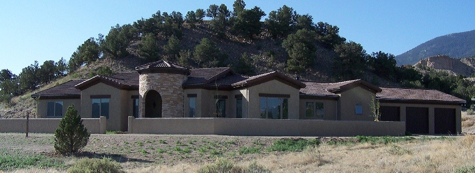 Wolters Residence in Salida, CO