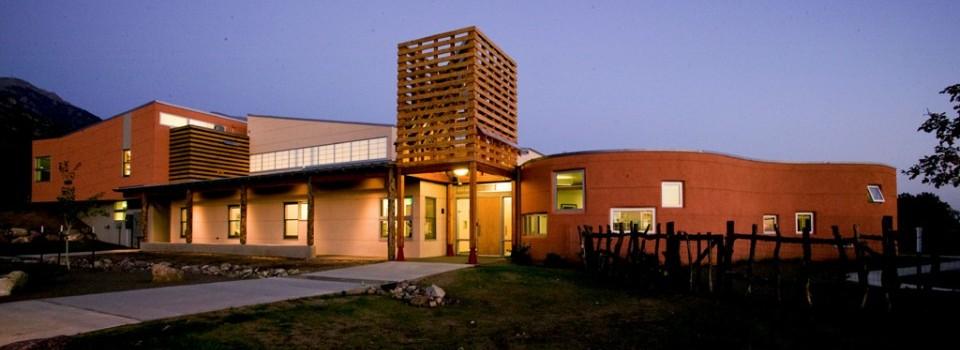 Crestone Charter School in Crestone, CO